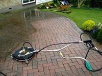 Driveway Cleaning Shropshire Patio Cleaning Shropshire image
